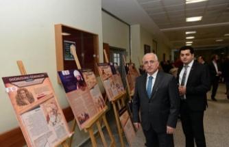 Türk İslam ve İslam Bilginleri Resim ve Fotoğraf Sergisi