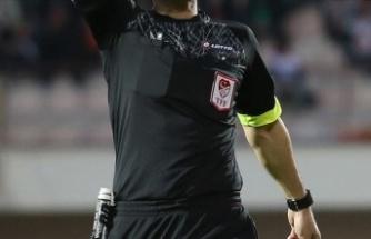 Velimeşe maçına İstanbul hakemleri…