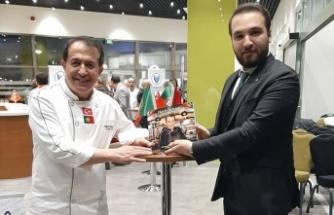 Yabancı diplomatları, Kahramanmaraş mutfağıyla tanıştırdı