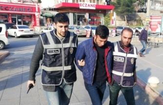 14 yıl hapis cezasıyla aranan firari yakalandı