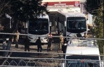 Adıyaman Cezaevindeki hükümlü ve tutuklular naklediliyor