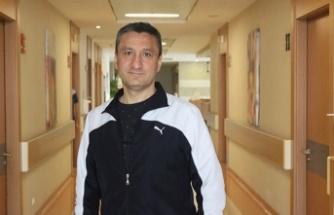 """Almanya'da """"ölüm tehliken var"""" denildi, Elazığ'da 45 dakikada sağlığına kavuştu"""