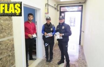 Emniyet hırsızlıklara karşı vatandaşları uyardı