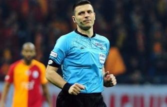 Fenerbahçe-Kayserispor maçının hakemi belli oldu