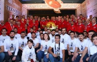 Gaziantep'te Teknofest 2020 tanıtım toplantısı düzenlendi