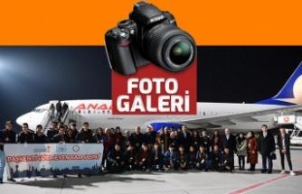 """Büyükşehir, MEM, KMTSO ve Anadolujet: """"Başkenti Görmeyen Kalmasın!"""""""