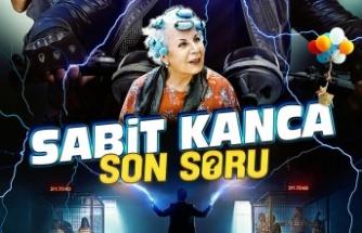 """""""Sabit Kanca: Son Soru"""" filminden afiş geldi"""