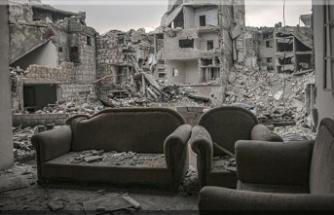 Sahada ve masada İdlib denklemi
