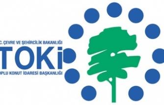TOKİ'nin sosyal konut projesinin kuraları 21-22 Nisan'da çekilecek
