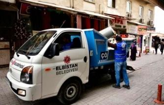 """Dar sokaklar için """"çöp taksi"""" hizmeti başlatıldı"""