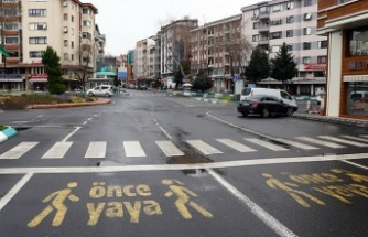 Kahramanmaraş'ta da 'koronavirüs sessizliği'