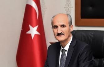 Dulkadiroğlu Belediye Başkanı Okay'ın berat kandili mesajı