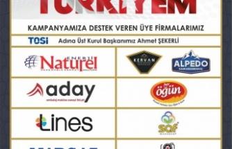 """KYS Catering ve MÜSİAD'tan """"BİZ BİZE YETERİZ TÜRKİYE""""ye destek"""