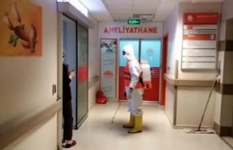 Onikişubat Belediyesi, dezenfekte işlemlerine aralıksız devam ediyor