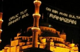 Ramazan ayı ne zaman, hangi gün başlıyor?