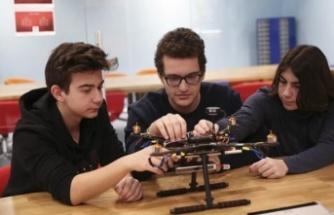 Deneyap Teknoloji Atölyeleri keşfetme tutkusu kazandırıyor