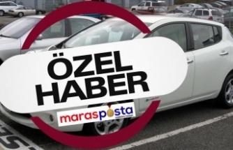 Kahramanmaraş'ta 288 bin 137 araç var!
