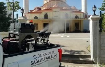 Onikişubat'ta 46 camide Cuma Namazı kılınabilecek