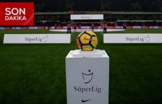 Süper Lig'de 27-31. Hafta açıklandı