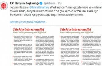 Türkiye, virüse karşı stratejisi nasıl gerçekleşiyor?