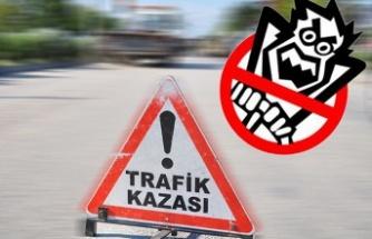 11 yılda 13 milyonun üzerinde trafik kazası meydana geldi