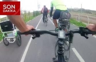 """""""4 bin 775 kilometre bisiklet yolu yapacağız"""""""