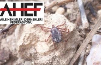 AHEF, kırım kongo kanamalı ateşi ile ilgili uyarılarda bulunuyor