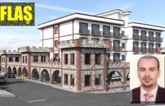 Ekinözü'ne 5 milyon TL'lik 'Termal Otel'