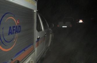 Kaybolan üç dağcıdan üçü de bulundu