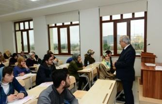KSÜ Bilgisayar Laboratuvarları, öğrencilerin kullanımına açıldı