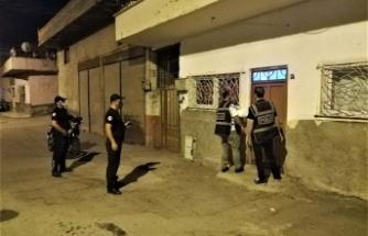 Aranan şüphelilere yönelik operasyonda 48 tutuklama