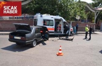 İki trafik kazasında 4 kişi yaralandı