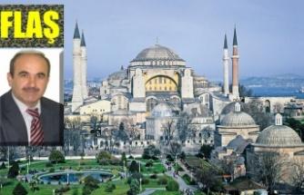 İstanbul ve Ayasofya Camii'ne farklı bir bakış