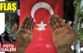 Kahramanmaraş'ta da 15 Temmuz kutlandı…
