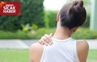 Kolunuzu kaldırdığınızda omzunuz ağrıyorsa…