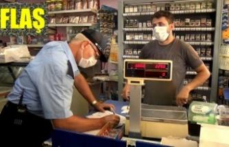 Onikişubat Zabıta Ekipleri marketleri denetledi