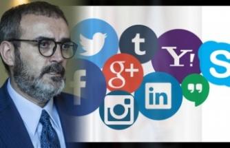 Sosyal ağlara temsilcilik açma çağrısı