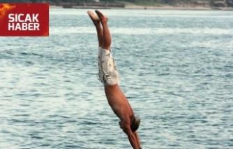 Balıklama atlama çok ciddi yaralanmalara yol açabilir