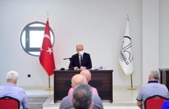 Dulkadiroğlu Belediyesi Ağustos Ayı Meclis Toplantısı Yapıldı