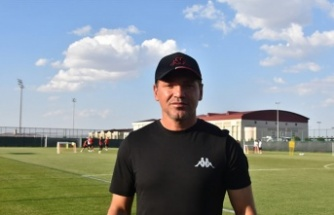 """""""Hedefi daha da büyüyen bir Antalyaspor izlettirmek istiyoruz"""""""