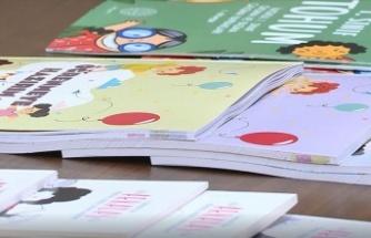 İlkokul öğrencilerine iki yeni çalışma seti