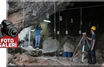 Kahramanmaraş mağaralarıyla tarihe ışık tutuyor