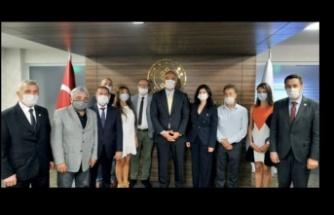 """Kültür ve Turizm Bakanı Ersoy'dan """"gastronomi turizmi"""" mesajı"""