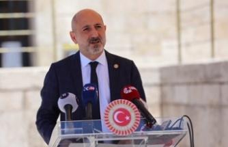 Öztunç: Türkiye delik deşik edilecek
