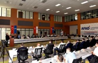TAMP çalışma Grubu Değerlendirme Toplantısı yapıldı