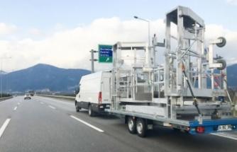 Türkiye'deki rüzgar türbinlerine mobil bakım gerçekleşiyor!