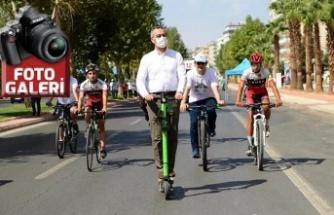 17 kilometrelik bisiklet yolu inşa edilecek
