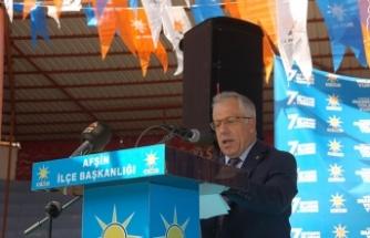 AK Parti'de İsmail Safi güven tazeledi