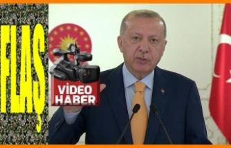 Cumhurbaşkanı Erdoğan, BM'ye konuştu