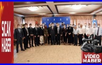 Deva Partisi Kahramanmaraş'ta dev kadro oluşturdu